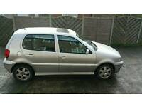 Volkswagen Polo SE TDI. 1422cc. Year 2000. Mileage 123868. 5 door hatchback