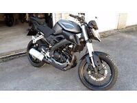 Yamaha MT 125 - 64 reg - Mat grey - Low miles & amazing condition