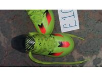Messi football boots size 11