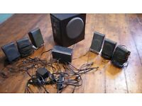 Acoustic system CREATIVE T79000