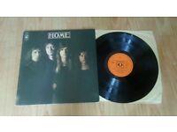home ( mick stubbs cliff williams ) 1972 prog rock cbs records vinyl LP