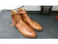 Crockett & Jones Cottesmore Jodspurs, size 11, £595 rrp