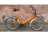 Pashley - Post bike