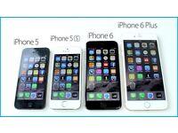 Apple iPhone 5/5c/5s/6 8g-16gb smartphones unlocked range (UK STOCK)full variety
