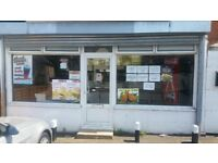 Traditional Fish and chips shop for sale in Halesowen west midlands