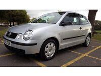 "2002""52"" Reg, VW POLO, 1.2 Petrol, Full Service History, One P / Owner / 2 x Keys"