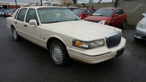 1995 Lincoln Town Car Edition Cartier