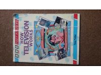 How television works bbc fact finders book 1990