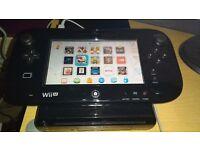 Wii U Premium plus 12 games