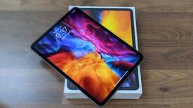 Apple IPad Pro 2020 Space Grey 128GB 4G Brand New With Apple Warranty