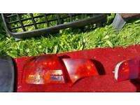 Audi Avant A4 B7 Estate - Rear brake lamps