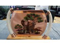 3D Elephant Copper picture