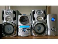 Pioneer XC-IS21T CD & Casette Hi-Fi