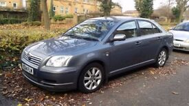 Toyota Avensis 2.0 Diesel 2004, GOOD DRIVING CONDITION, well maintained