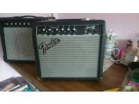 FENDER Frontman 15G Guitar Amp As New
