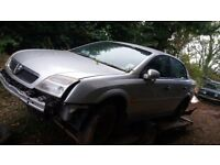 Vectra breaking for parts