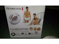 Remington i Light pro hair remover