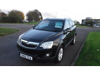"VAUXHALL ANTARA 2.2EXCLUSIV CDTI 4WD,2012,18""Alloys,Privacy Glass,Full Vauxhall History,Spotless 4x4"