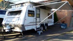 Windsor Statesman Royale MK11 18ft Leumeah Campbelltown Area Preview
