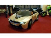 Kids BMW i8 Electric Car