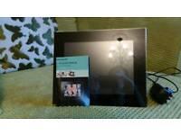 """Sandstrom 10"""" digital photo frame"""
