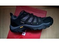 **Mens Mountain Warehouse waterproof trainers £35**