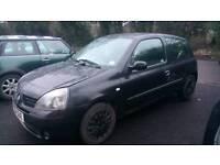 Renault clio extreme 1.2 2004,