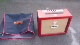 ORANGE AD30TC 2X12 COMBO Ltd Edition,