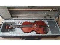 Quality Stentor Conservatoire Violin (HARDLY USED)