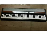 Korg SP-250 piano keyboard + Stand + Pedal