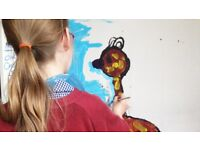 Art classes for children aged 6 years and up