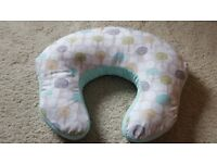 Comfort and Harmony Breastfeeding Two SIDED nursing pillow