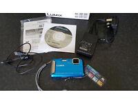 Panasonic Lumix Tough Waterproof Camera