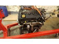 Z19DT engine cdti 120 minus turbo and egr will fit vectra astra zafira saab tid