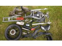 2010 Aprilia RS50 JOB LOT SPARES (Near full bike) MY06