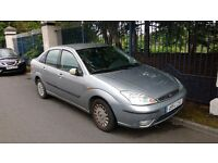 Ford focus LHD Spanish reg