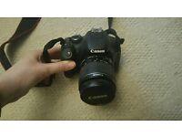 Canon DSLR Eos Kiss x4 Camera