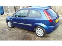 FORD FIESTA 1.3 STYLE ONLY £995