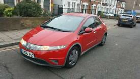 Honda civic 1.3 Mot October 2018 service history