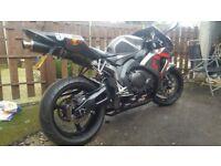 2007 honda cbr1000rr, rr7 model, stunning bike