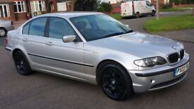 BMW 320I SERIES 2003(12 MONTHS MOT)( 109 K MILES)
