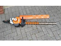 "Stihl HS82R Hedge Cutter - 30"" / 750mm Double-sided Blade - Light Use Only"