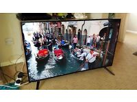 Panasonic TX-48CX400B Smart 4K Ultra HD 3D 48 Inch LED TV with Built-In WiFi and Freeview HD