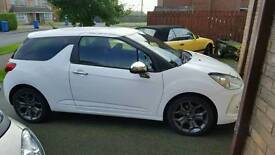 Dec 2010 Citroën ds3 white edition...full years MOT....2 Owners from new....full service history.