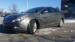 2013 Hyundai Sonata Limited w/Nav