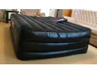 Bestway Double airbed with Travelbag