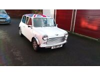 Classic Mini Mayfair 1.3l (1993) - not Cooper or Clubman