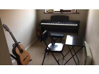 Piano, Guitar and Theory Teacher