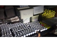 Golf Balls (Used) All Makes from Nike to Titleist LOW PRICES