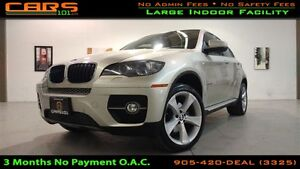 2011 BMW X6 xDrive35i | Sunroof | Navigation | Paddle Shift |